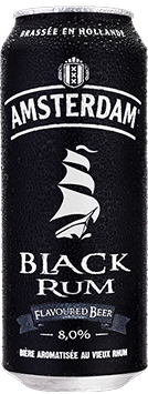 Black Rum - Amsterdam beer