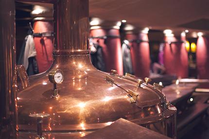 Brewing tank - Amsterdam beer