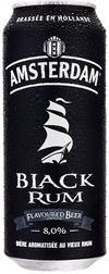 Black Rum - Amsterdam beer