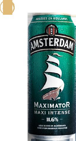 Maximator alcool - Amsterdam beer