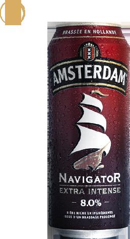 Navigator alcool - Amsterdam beer